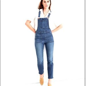 Madewell Overalls in Lorton Wash